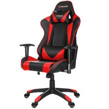 Paracon KNIGHT Gaming Stoel - Rood