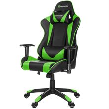 Paracon KNIGHT Gaming Stoel - Groen