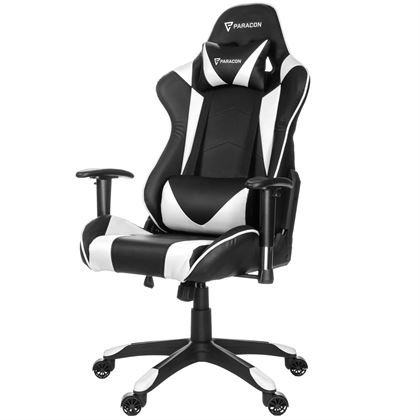 Paracon KNIGHT Gaming Stoel - Wit