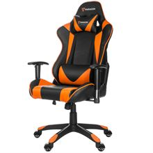 Paracon KNIGHT Gaming Stoel - Oranje