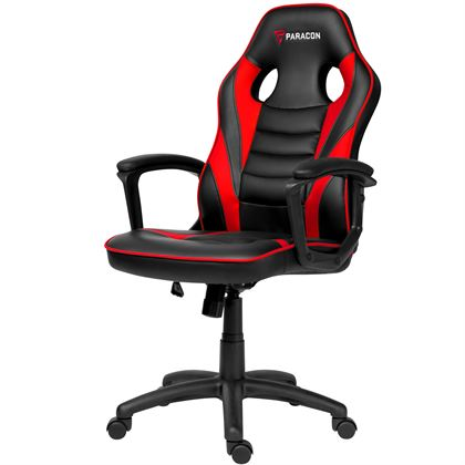 Paracon SQUIRE Gaming Stoel - Rood