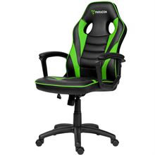 Paracon SQUIRE Gaming Stoel - Groen